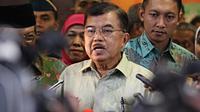 Jusuf Kalla (Liputan6.com/Faizal Fanani)