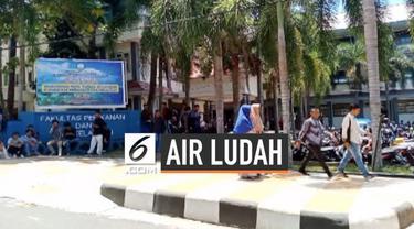 Wakil Rektor Universitas Khairun telah menetapkan empat tersangka dalm kasus ospek meminum air ludah. Rektorat juga menyebut ada kemungkinan penambahan tersangkat.