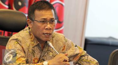 20150902- Fraksi PDIP Tak Setuju Budi Waseso Dicopot-Jakarta- Masinton Pasaribu