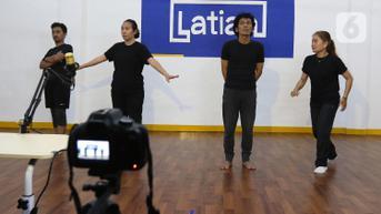FOTO: Kolaborasi Workshop Teater Jarak Jauh Indonesia - Jepang