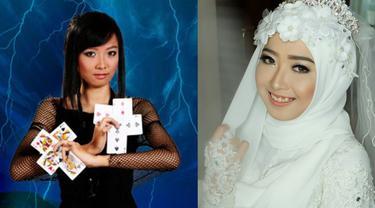 Potret Terbaru Pesulap Rizuki Amane yang Kini Cantik Berhijab