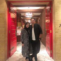 Laudya Cynthia Bella dan Engku Emran. (foto: instagram.com/laudyacynthiabella)