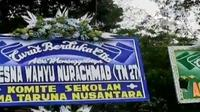 Terbunuhnya siswa SMA Taruna Nusantara menyisakan duka mendalam. (Liputan 6 SCTV)