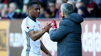 Jose Mourinho yakin Anthony Martial akan menjadi pemain penting Manchester United jika bisa membankitkan kepercayaan dirinya.