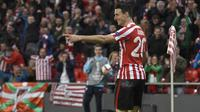 5. Aritz Aduriz (Athletic Bilbao) - 4 Gol. (AFP/Ander Gillenea)