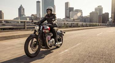 Triumph siapkan model Bonneville dengan mesin 250 cc