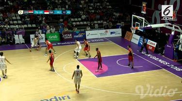 Berikut ini berita video Tim Basket Putra Indonesia Kalah dari Suriah