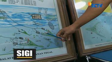 Kementerian Kelautan dan Perikanan melarang nelayan menggunakan alat tangkap cantrang.