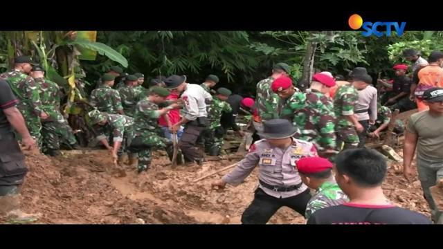Untuk keperluan autopsi, jasad para korban longsor Cijeruk langsung dibawa ke Rumah Sakit Daerah Ciawi.