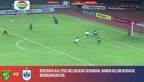 Laga lanjutan Shopee Liga 1, Persebaya Surabaya Vs PSIS Semarang berakhir imbang 1-1. #ShopeeLiga1