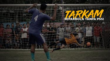 Tarkam, Sepakbola tanpa PSSI. (Bola.com/Dody Iryawan)