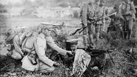 Tentara Jepang pada Perang Dunia II (Wikimedia Commons)