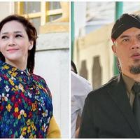 Maia Estianty-Ahmad Dhani. (Instagram/maiaestiantyreal Nurwahyunan/Bintang.com)