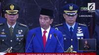 Pidato Presiden Jokowi dalam Sidang Tahunan MPR 2018