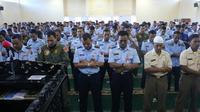 Doa lintas agama menyambut Tahun Baru Islam di Riau (Liputan6.com / M.Syukur)