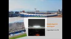 Ada 8 Stadion yang sudah siap digunakan untuk menggelar pertandingan Copa Amerika 2015 di Chili.