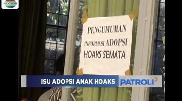 Warga Makassar merasa kecewa dengan adanya isu hoaks pengadopsian anak korban bencana Palu-Donggala.