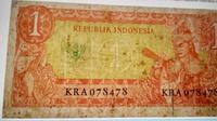 Mata Uang Khusus Kepulauan Riau Rupiah (KRrp) uang  KR ini Pernah berlaku di Perbatasan Indonesia tepatnya Pulau Belakang Padang, Batam dan Pulau sekitarnya yang berbatasan  lansung dengan Singapura.(1963-1964). (Dok. BI/Ajang Nurdin-Liputan6.com)