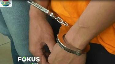 Adi Saputra ditangkap polisi dan dijerat pasal berlapis. Diantaranya tentang pemalsuan dokumen dan pengrusakan motor milik orang lain.