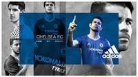 Jersey anyar Chelsea (Chelsea)