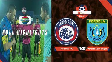 Berita video highlights Shopee Liga 1 2019 antara Arema FC melawan Persela Lamongan yang berakhir dengan skor 3-2 di Stadion Kanjuruhan, Malang, Senin (27/5/2019).