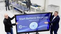 Volkswagen Group Resmikan Pabrik Baru untuk Daur Ulang Baterai Listrik (VW Group)