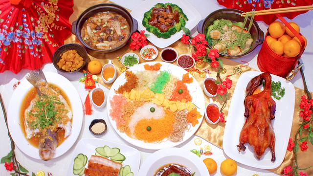 Image result for makanan imlek