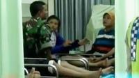 Akibat insiden ini sembilan siswa terluka. Satu di antaranya bahkan harus diamputasi.