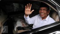 Inilah cerita orang-orang yang pernah mengenal dekat Hasyim Muzadi, tokoh Nahdlatul Ulama yang juga anggota Dewan Pertimbangan Presiden. (Liputan6.com/Helmi Afandi)