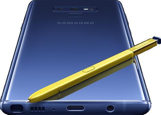 Galaxy Note9./Copyright samsung.com