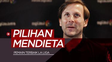 Berita video Gaizka Mendieta memilih 5 pemain terbaik seandainya dimasukkan dalam sebuah tim 5 vs 5.