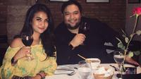 Vanessa Angel dan Didi Soekarno