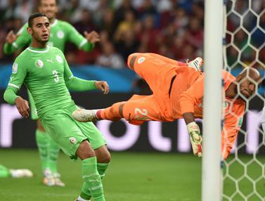 FOTO: Momen Menyegerakan Berbuka Puasa Ramadan Para Pesepak Bola Muslim Eropa, Termasuk Mohamed Salah