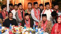 Imam Nahrawi menghadiri Grand Opening Bengkel Kreatif Hello Indonesia (BKHI) Nahdlatul Ulama di Ciputat, Minggu (19/5).