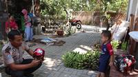 Kisah Polisi di Madiun Punya Puluhan Anak Asuh (Liputan6.com/Dian Kurniawan)