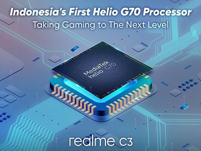 Helio G70 Processor