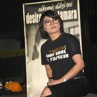 Tamara Geraldine dirikan penerbitan untuk merangkul penulis-penulis potensial (Muhamad Altaf Jauhar/Bintang.com)