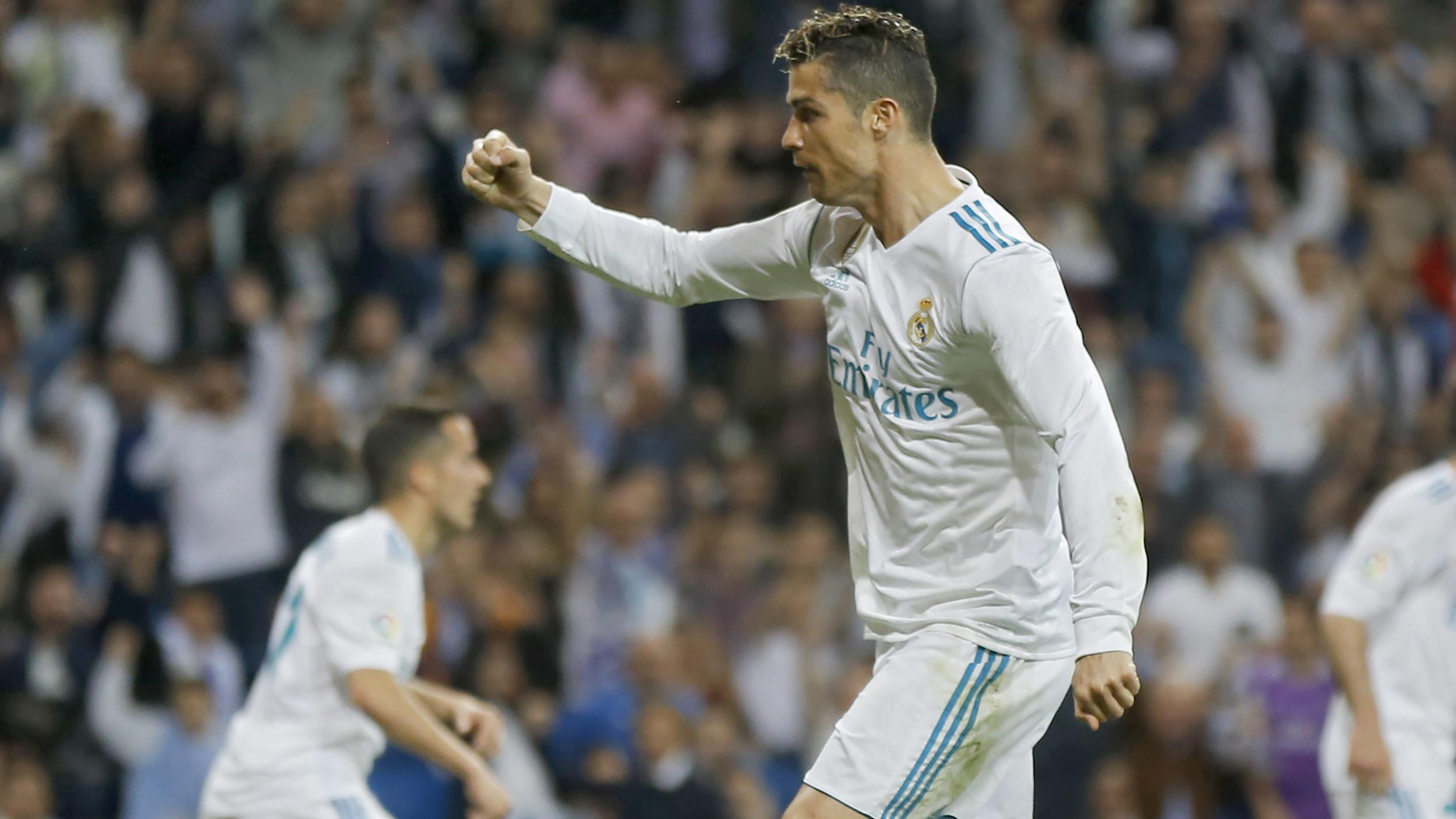 Cristiano Ronaldo (AP/Francisco Seco)