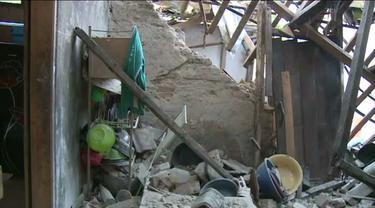 BPBD Provinsi Banten mencatat ada 200 rumah rusak akibat gempa Banten pada Jumat (2/8) lalu.