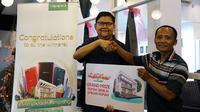Subianto, pemenang program Mimpi Jadi Gampang dari Oppo Indonesia (liputan6.com/Agustinus M.Damar)