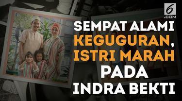 Ujian tersebut membuat Indra Bekti dan Aldila Jelita terpukul.