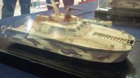 Antasena Kapal Tank Pertama di Dunia Buatan Pindad
