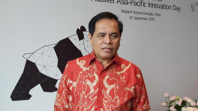 Duta Besar Indonesia untuk Tiongkok dan Mongolia Djauhari Oratmangun