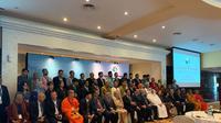 Forum Dialog Regional yang diadakan oleh International Dialogue Centre (KAICIID) dan Organisasi Kerjasama Islam (OKI) di Jakarta, 18-19 Desember 2019. (Liputan6.com/ Benedikta Miranti T.V)