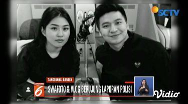 Travel vlogger Rius Vernandes dan Elwiyana Monica dilaporkan Garuda Indonesia, terkait vlog-nya di dalam pesawat yang dianggap bermasalah.