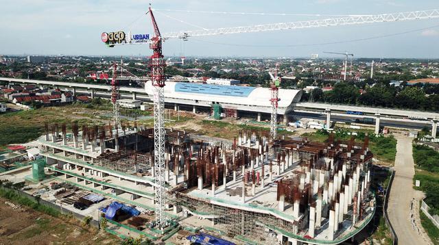 ACP selaku developer senantiasa mengembangkan bisnis strategis LRT City di Jabodetabek dengan memperbanyak portofolio produk properti.