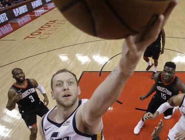 Houston Rockets, Utah Jazz, NBA