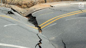 Gempa Magnitudo 5 Getarkan Mamuju Tengah Sulbar
