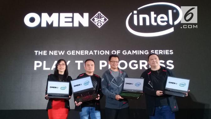 Peluncuran Omen X 2S dan Omen 15. Liputan6.com/Linda Fahira Putri