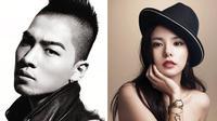 Personel 1TYM, Song Baek Kyung mengunggah undangan pernikahan Taeyang dan Min Hyo Rin di akun Instagram pribadinya. (Foto: allkpop.com)